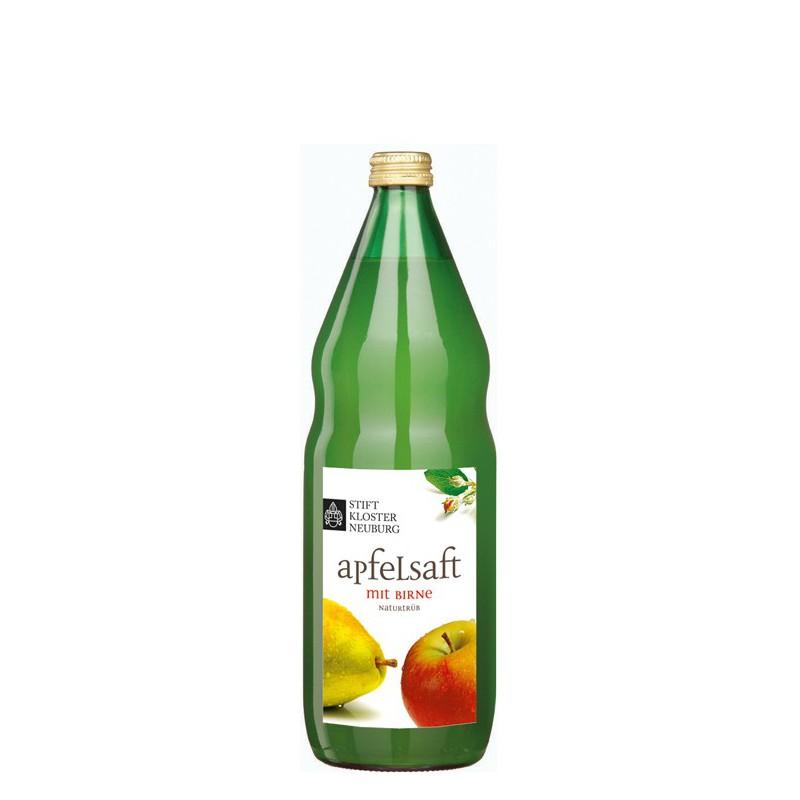 Apfelsaft mit Birne