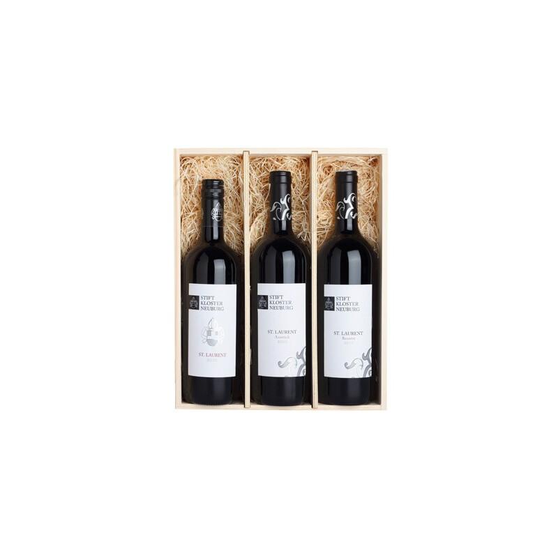 St. Laurent Wein Paket