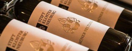 Weinsortiment Klassikwein