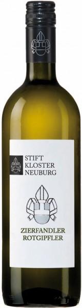 Zierfandler Rotgipfler vom Weingut Stift Klosterneuburg