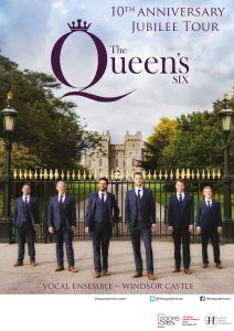 The Queens Six Jubiläumstour Plakat 2018