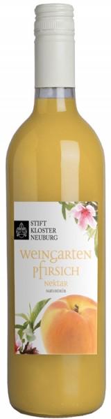 Weingartenpfirsichnektar