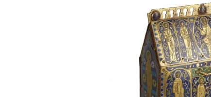 Limoges Kästchen Detail