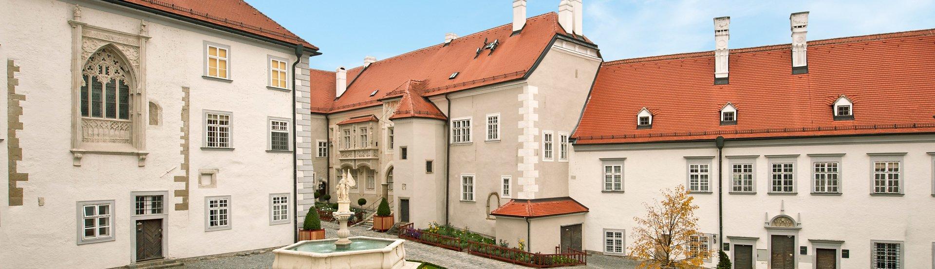Leopoldihof im Stft Klosterneuburg
