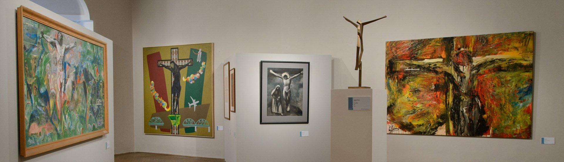 Die Galerie Der Moderne Im Stift