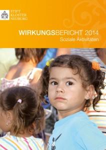 Cover Wirkungsbericht 2014