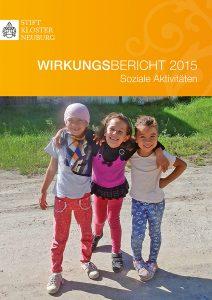 Cover Wirkungsbericht 2015
