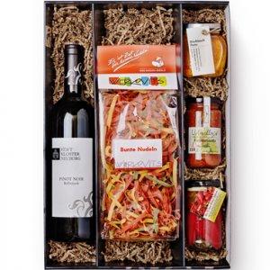 Pasta e Vino Geschenkpaket vom Weingut Stift Klosterneuburg