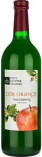 Stift Klosterneuburg Apfelsaft Cox Orange von der Lage Haschberg in der 0,75l Flasche