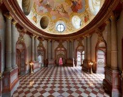 Der Marmorsaal im Stift Klosterneuburg