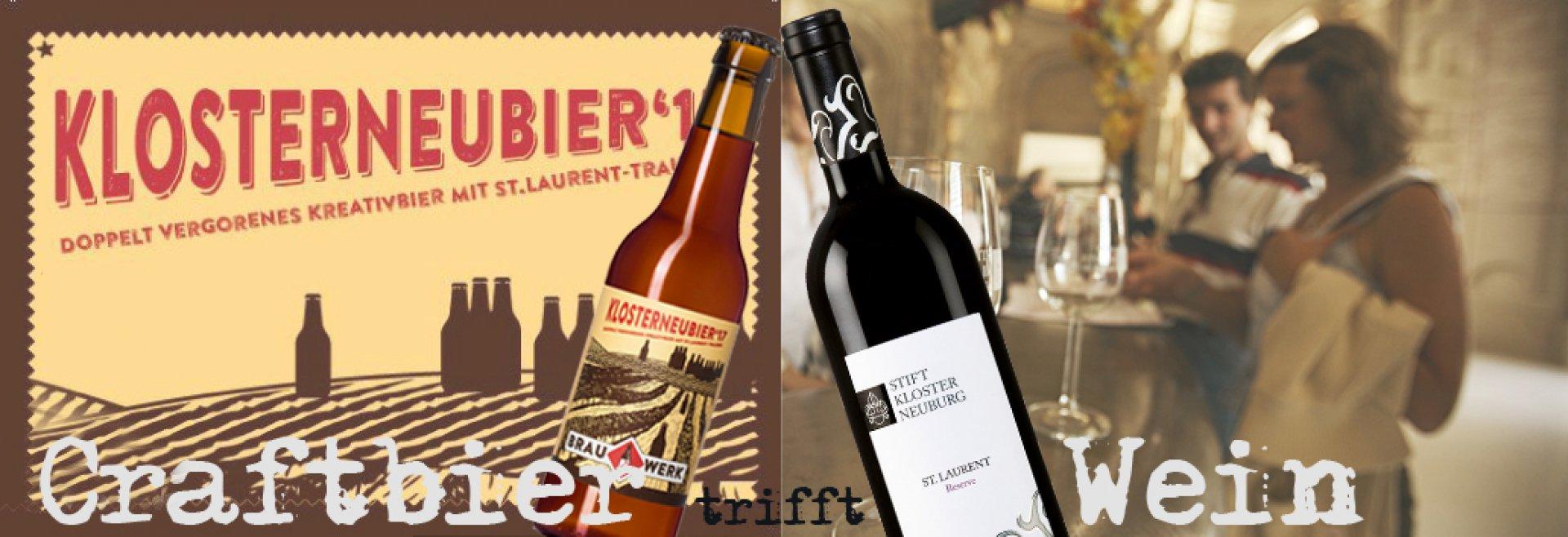 Craftbier trifft Wein