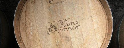 Weinfässer Weingut Stift Klosterneuburg