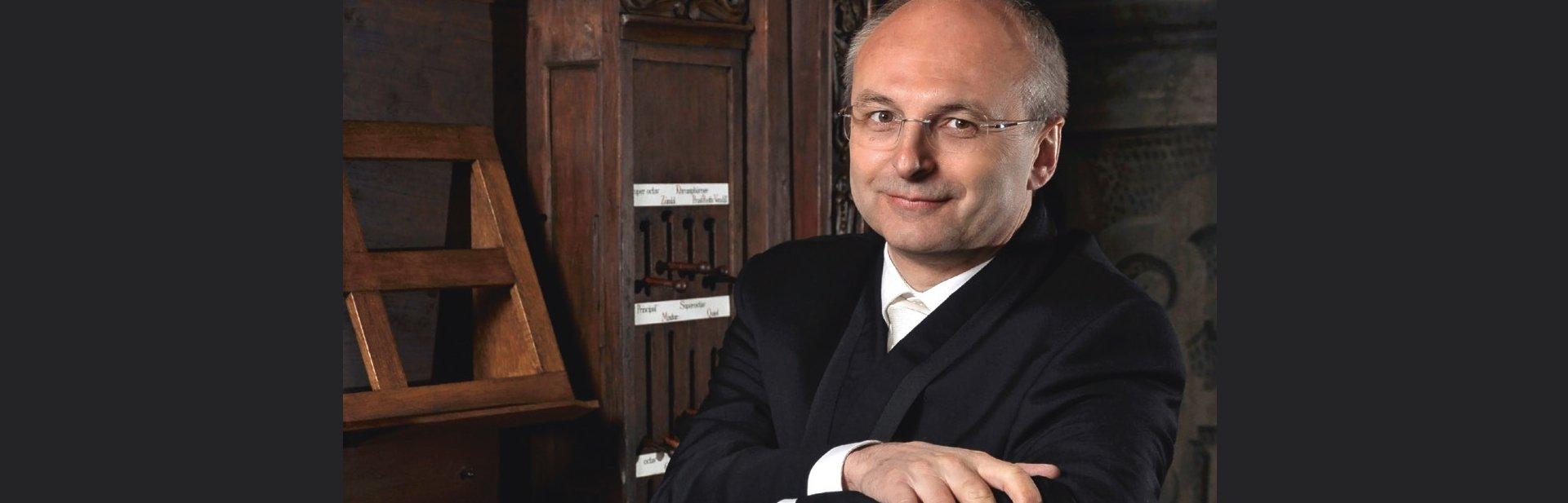 Galakonzert an der Festorgel,Univ.-Prof. Johannes Ebenbauer