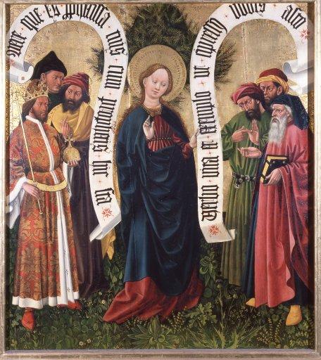 GM 19 Albrechtsaltar – Die Königin der Propheten