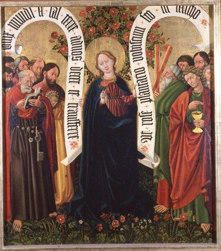 GM 20 Albrechtsaltar – Die Königin der Apostel