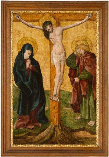 GM 45 Kreuzigung Christi