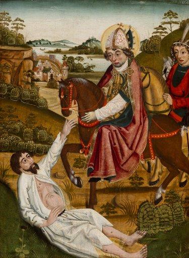 GM 60 Krankenheilung durch den heiligen Korbinian