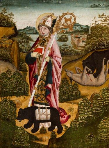 GM 61 Das Bärenwunder des Heiligen Korbinian