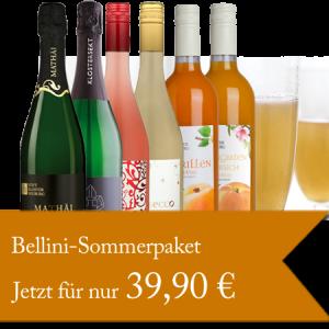 Bellini-Sommerpaket