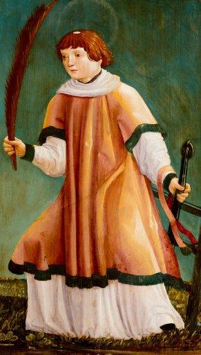 GM 893 Der heilige Laurentius