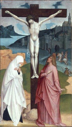 GM 80 Kreuzigung Christi Frueauf