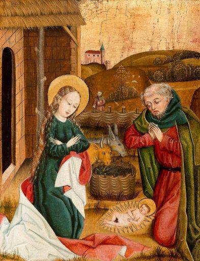 GM 64 Geburt Christi