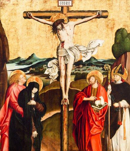 GM 90 Die Kreuzigung Christi