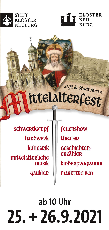 Cover Mittelalterfest 2021