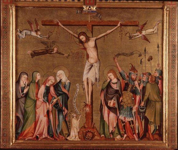 GM 1a GM 1a Kreuzigung Christi (Verduner Altar)