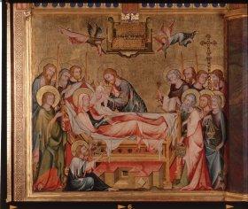 GM 1c Tod Mariä (verduner Altar)