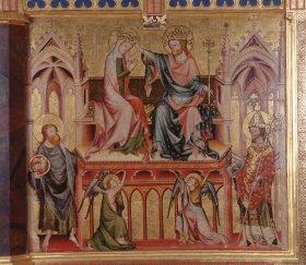 GM 1d Krönung Mariä (Verduner Altar)