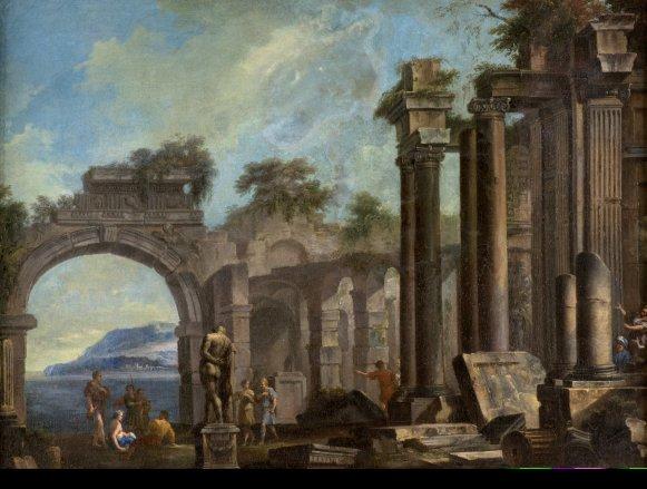 GM 149 Capricco mit Herkules Farnese Ghisolfi