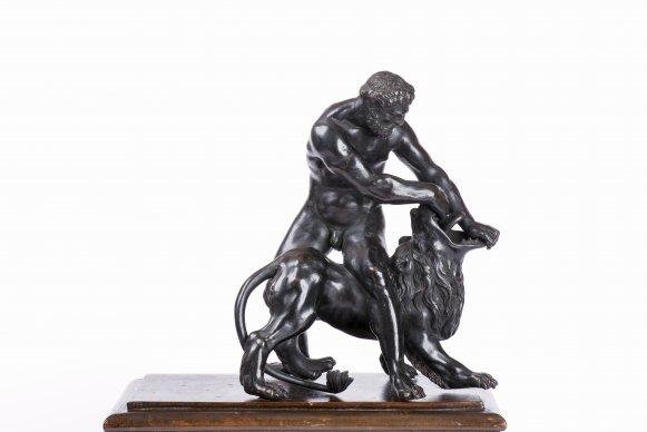 KG 52-003 KG 52-002 Herkules mit dem nemischen Löwen