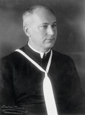 Porträtbild von Pius Parsch