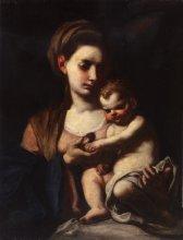 GM 946 Madonna mit Kind