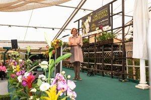 Eröffnung der 12. Orchideenaustellung im Stift Klosterneuburg