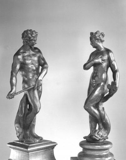 KG 16 und 17 Venus und Amor