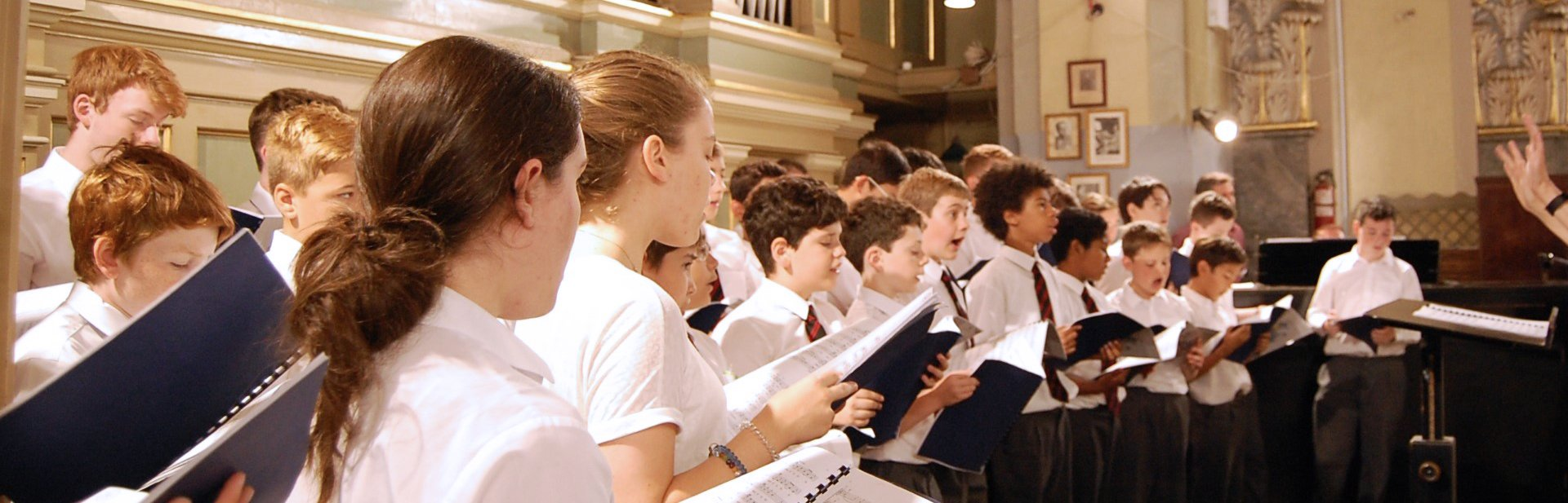 London Oratory School Choir