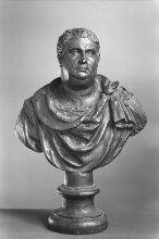 KG 53 Büste des Kaisers Vitellius