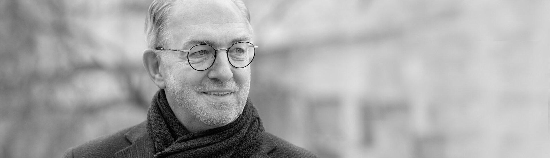 Organist Wolfgang Sauseng