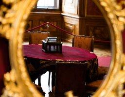 Blick in die Kaiserzimmer