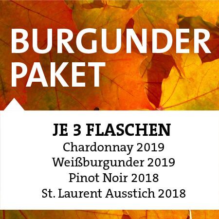 Burgunder Paket