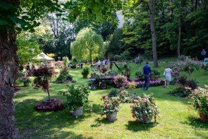 Gartentage im Stift Klosterneuburg