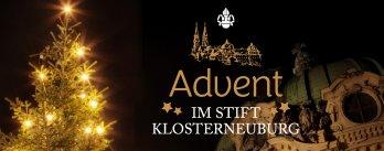 Logo von Advent Stift Klosterneuburg