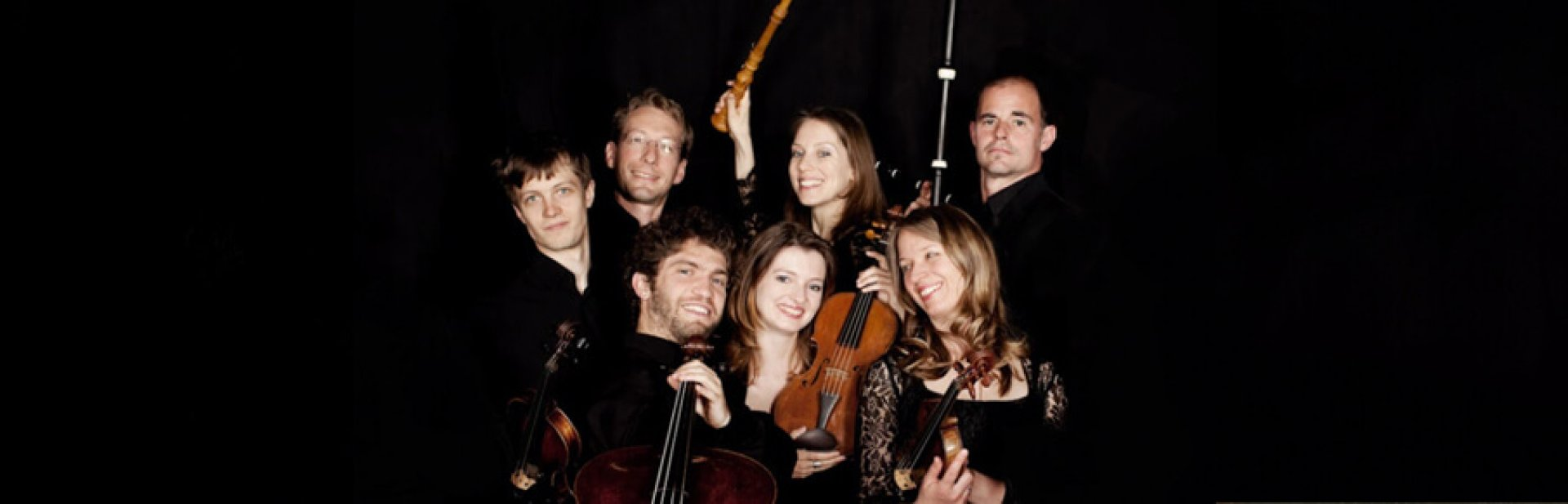 Künstler*innen des Bach Consort